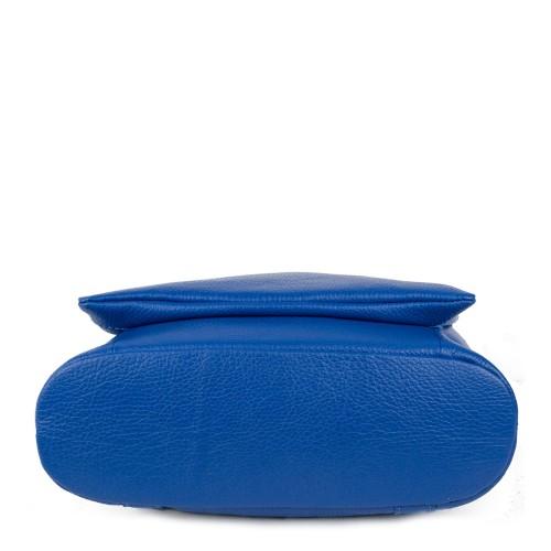 Rucsac piele albastru GF910