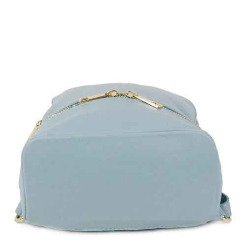 Rucsac dama piele bleu GF986