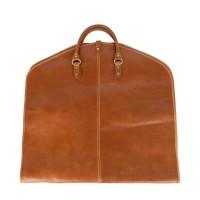 Husa din piele maro ocru pentru costum HC001