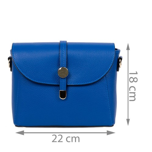 Gentuta dama piele albastra GF2631