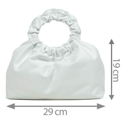 Gentuta dama piele alba GF2710