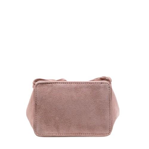 Gentuta dama piele roz prafuit GF3092