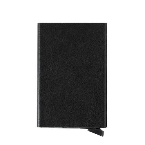 Port-card piele neagra PT073