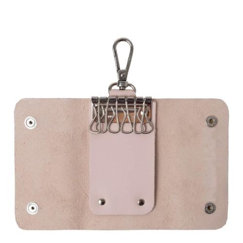 Port-chei piele roz pal PC052