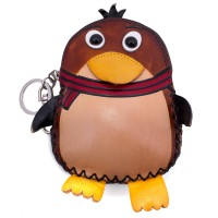 Port-monede piele naturala Angry Birds-PM011- Manier.ro