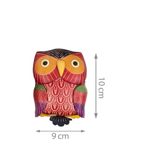 Port-monede Buha multicolor PM052