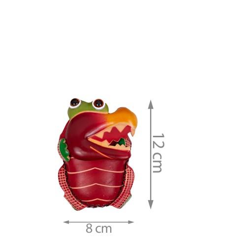 Port-monede dinozaur piele multicolora PM126