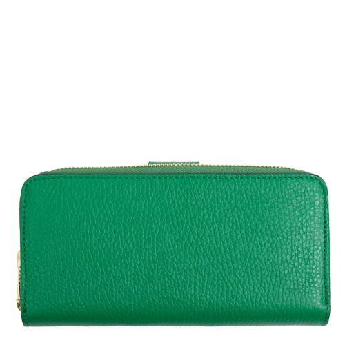 Portofel dama piele verde PTF172