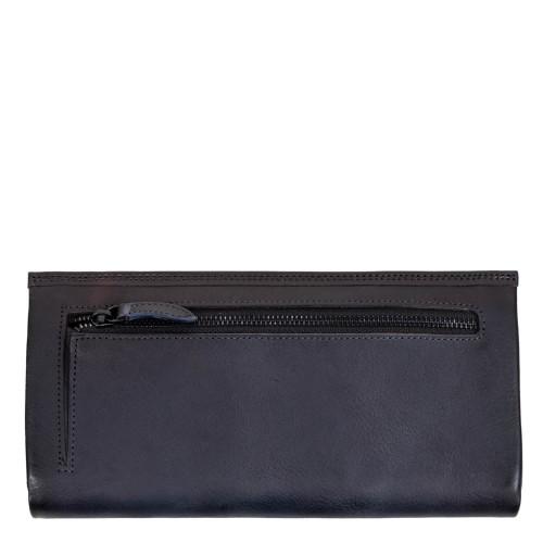 Portofel din piele neagra PTF225