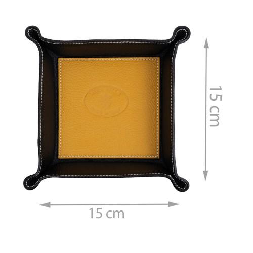 Suport organizator galben mustar/negru SP011