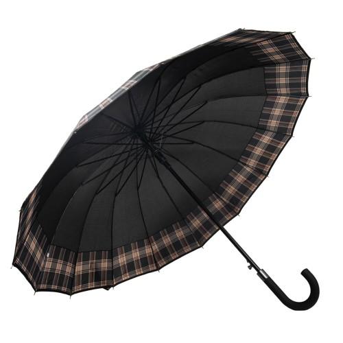 Umbrela neagra imprimeu UB009