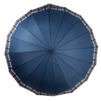 Umbrela bleumarin imprimeu UB011